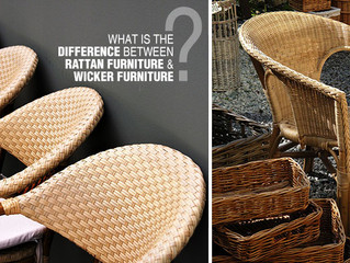 The Wicker Dilemma: Rattan vs Resin