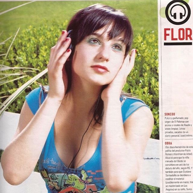 #tb to Rolling Stones magazine Argentina year 2006, Me #flor 💙_._