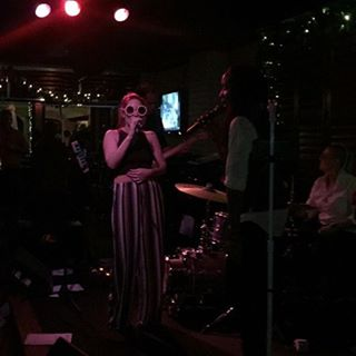 #tbt to last #friday playing some #music and having #fun with #magic9 #band at #mangos #singer #song