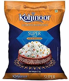 Kohinoor Basmati Rice 5 Kg