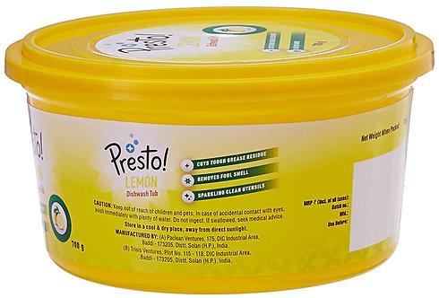 Presto! Dishwash Tub - 700 g (Pack of 2)
