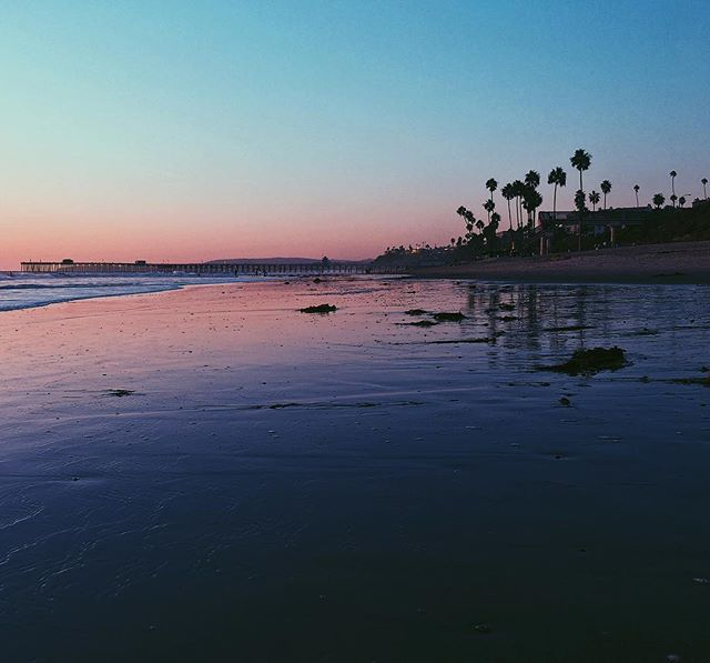 a big thx to san clemente for always being the most perfect place to come home to _-)