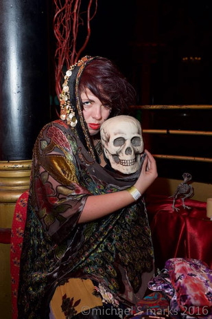 Fortune Telling at Last Tuesday Society