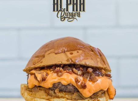 Alpha Burgers: hambúrguer artesanal de verdade