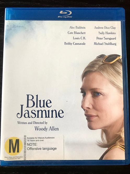 BLUE JASMINE bluray disc
