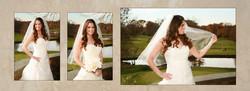 Bride Album Spread
