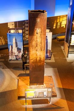World Trade Center Steel beam