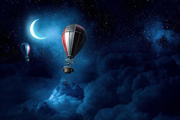 Air balloons in evening sky.jpg