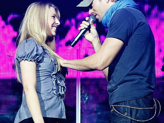 Enrique Iglesias and the Matter of Luck