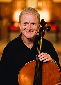 Mark Simcox, cello, Southernmost Chamber Music Society