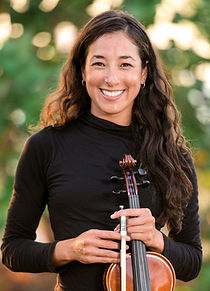 Irie Monte, violin, Southernmost Chamber Music Society, The Key West Duo