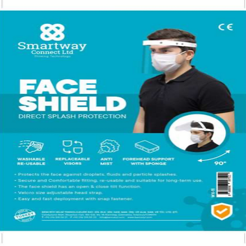 SWC FACE SHIELD (Pack of 10)