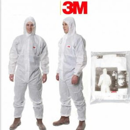 3M 4510 COVERALL