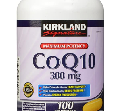 Kirkland Signature Maximum Potency CoQ10