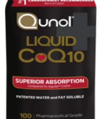 Qunol Liquid Coq10 Superior Absorption Supplement, Orange Pineapple
