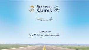 Saudi Airlines Traffic Week