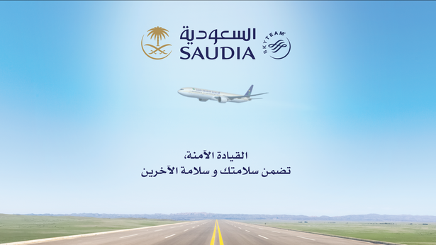 Saudi Airlines Traffic Week