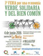 """PRESENTACIÓN """"RED DE CONSUMO ECOLÓGICO"""" EN LA NORIA (MÁLAGA)"""