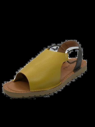 Sandália couro