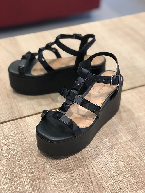 Sandália spike