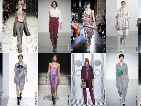 As Estampas na London Fashion Week