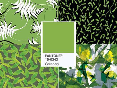 O que são as Cores do Ano Pantone