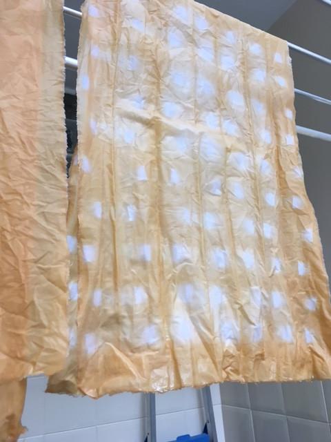 Tie Dye - Urucum