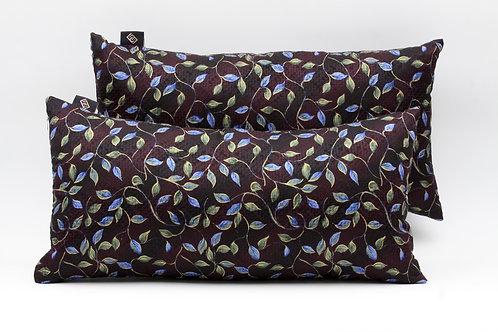 Cuscini Rettangolari per arredo divani in Seta stampata