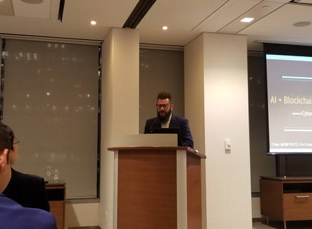 Toda.Network CEO Speaks at LinkC Korean Canadian Executives Event