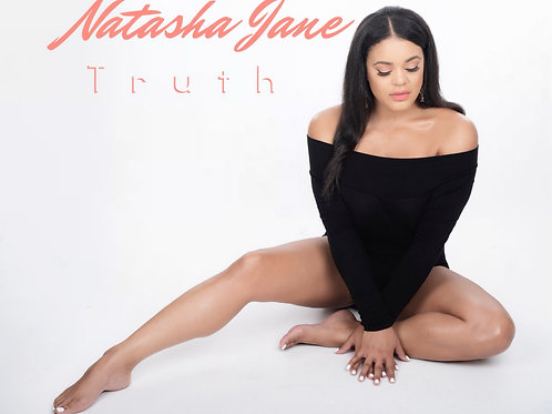 Natasha Jane T r u t h poster