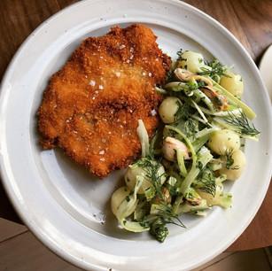 Heritage Chicken Schnitzel