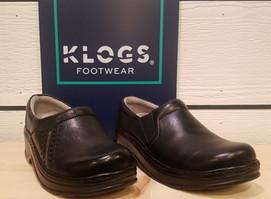 stitch and sole klogs slip-on