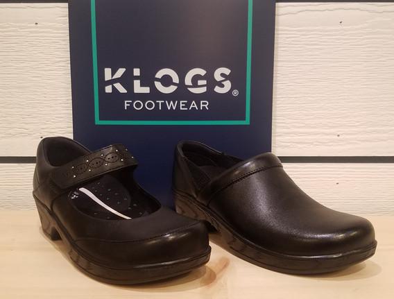 stitch and sole klogs