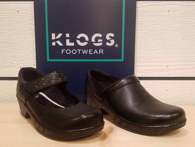 stitch and sole klogs
