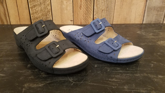 Stitch and Sole La Plume Sandal