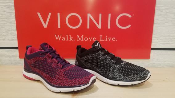 stitch and sole vionic athletics