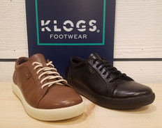 stitch and sole klogs casual lace-up
