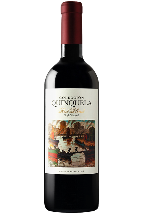 Quinquela Collection Red Blend