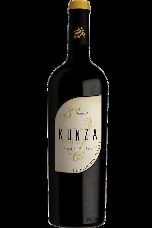 Kunza Gran Reserva Cabernet 50% - Carmenere 50%