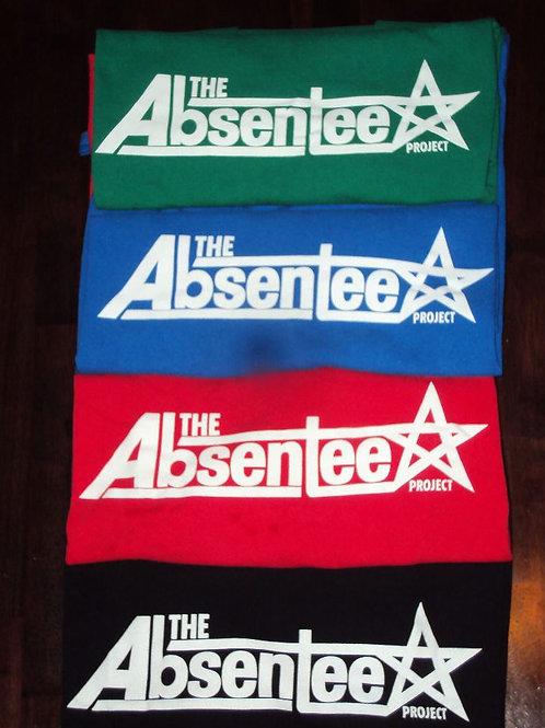 Absentee Logo Color Tee