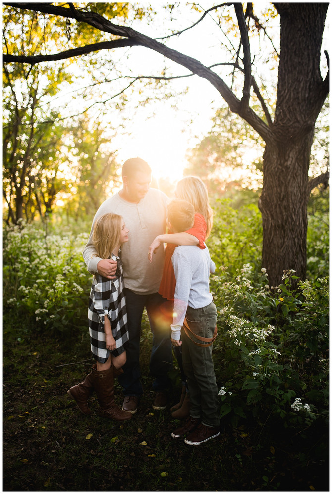 Williams Family | Fall | Homer Lake | Homer, IL | Lifestyle Photography