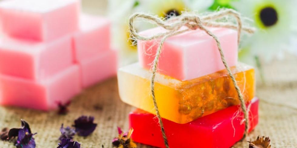 Mix & Melt Beginning Soap Workshop