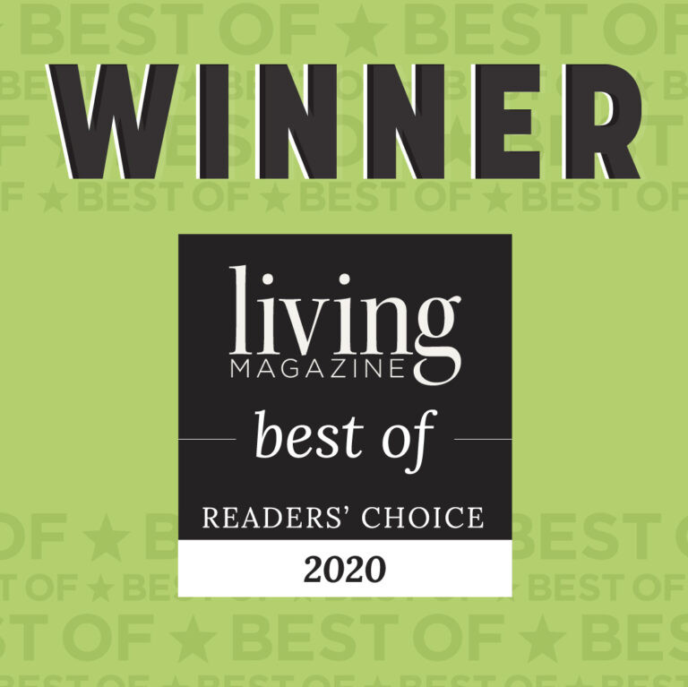 winner of best of readers choice awards 2020 for chiropractic