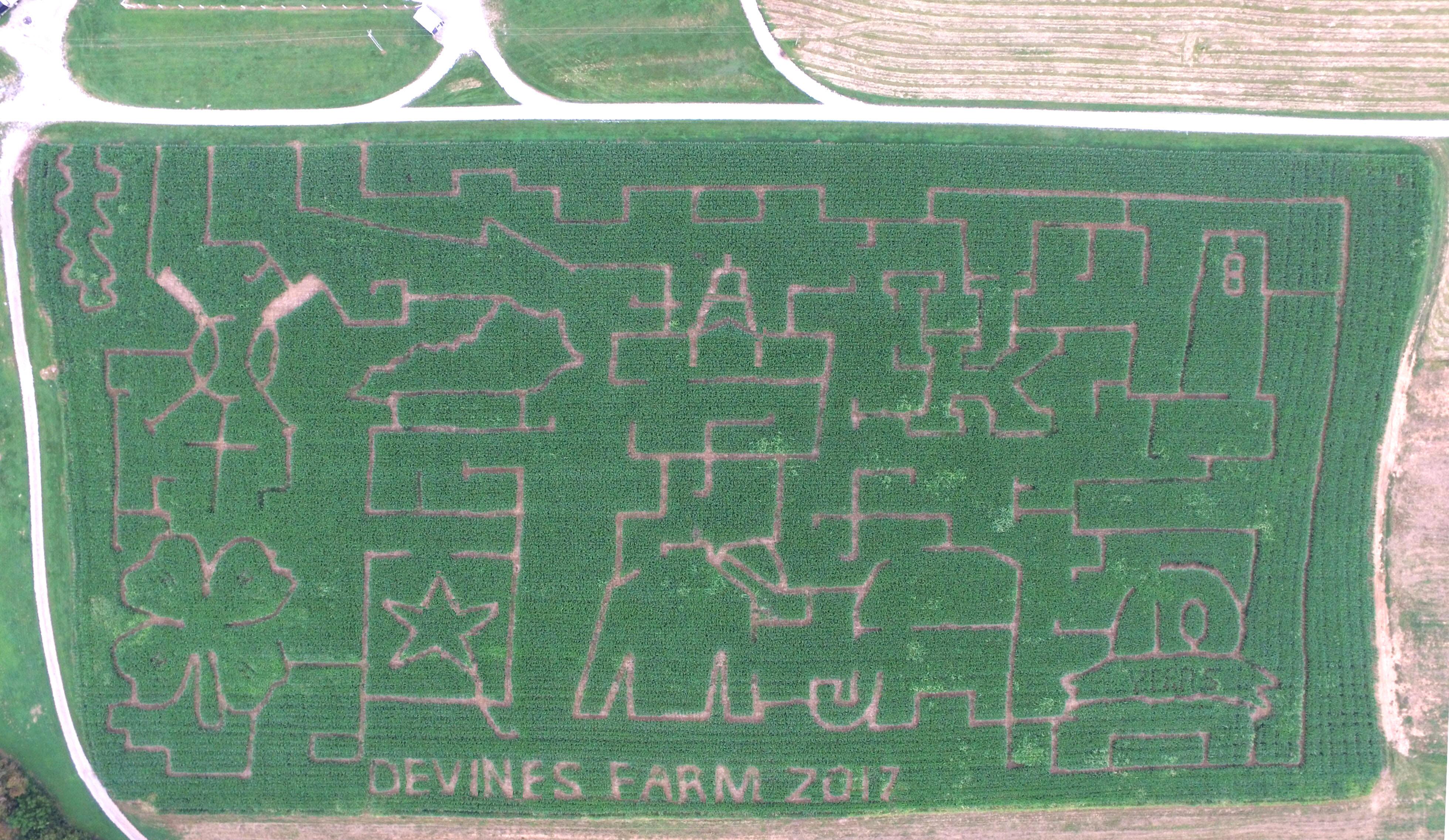2017 Devine's Corn Maze R0.3