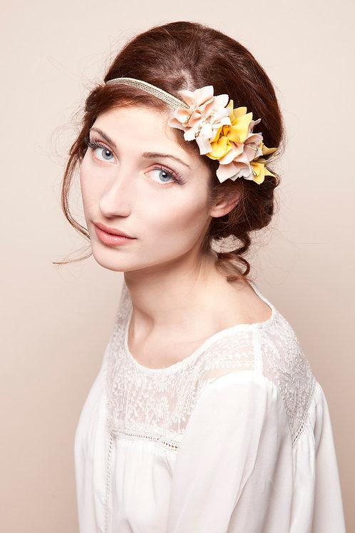 Headband Lola tricolore