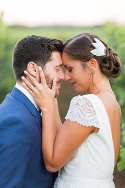 Mariage de Cora