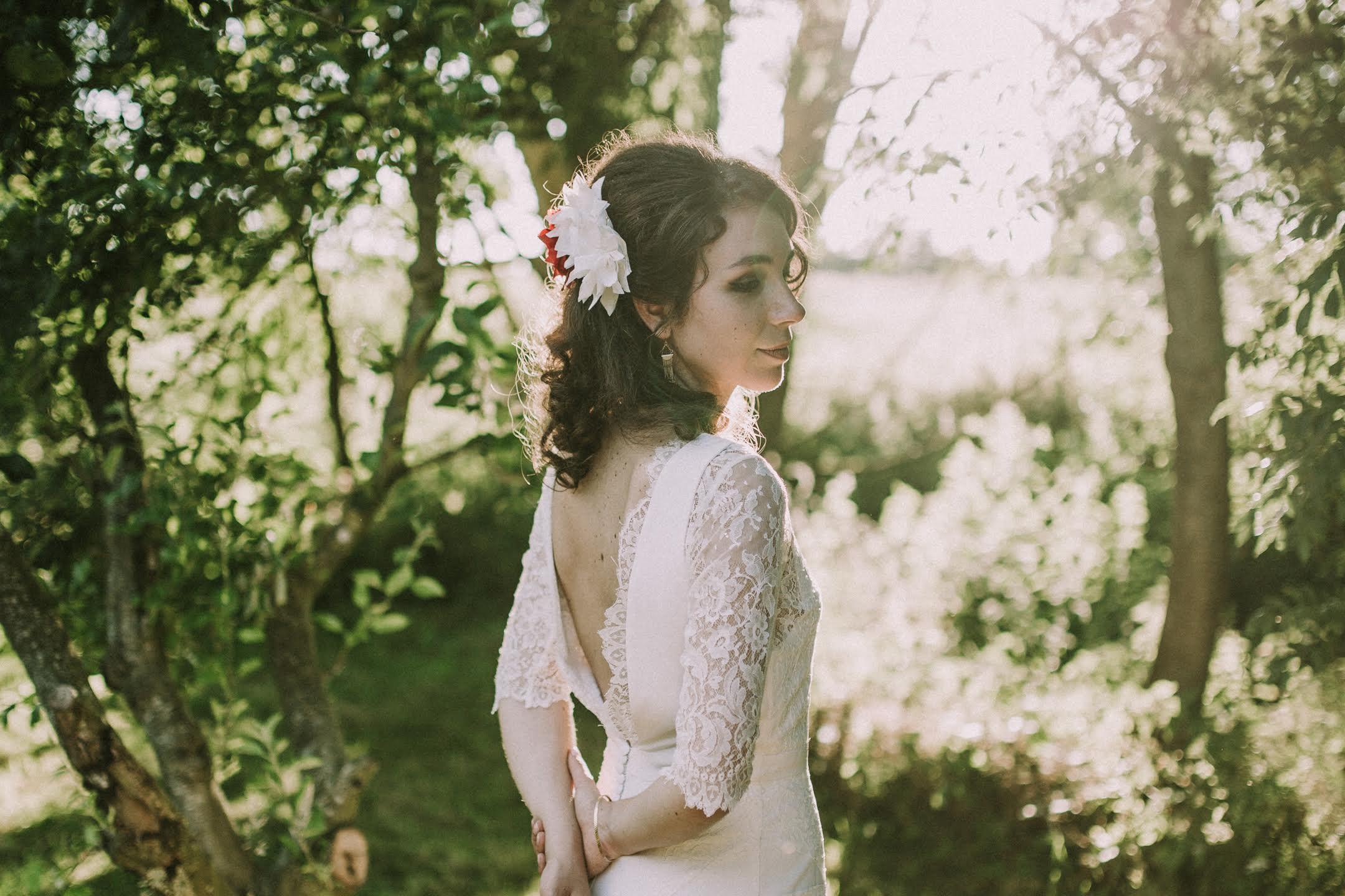 Mariage de Stéphanie