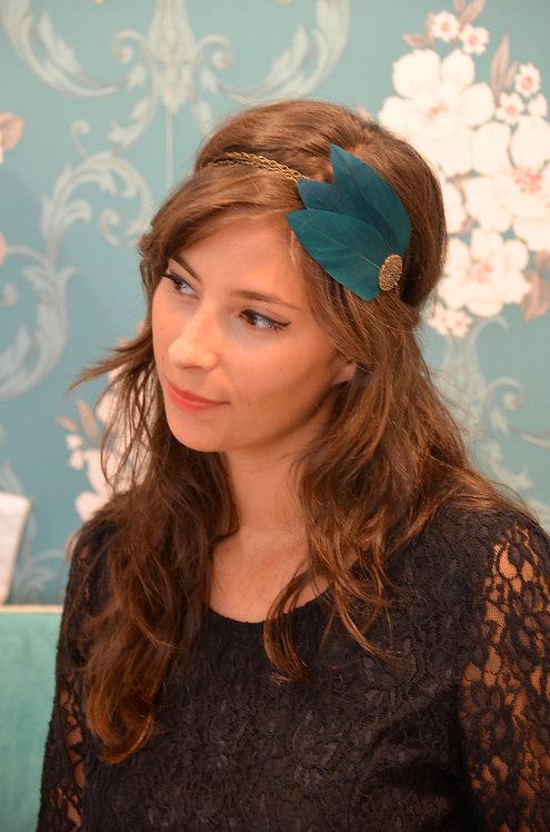 Headband Lou : les tons froids