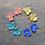 Thumbnail: Boucles d'oreilles Sienna PM