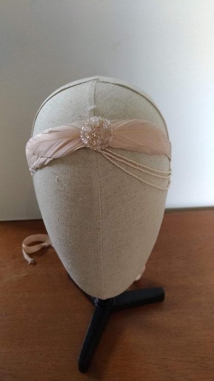 Headband Swan - stock